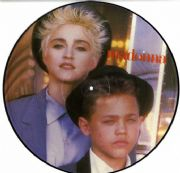 "OPEN YOUR HEART - UK 12"" PICTURE DISC (W8480TP)"